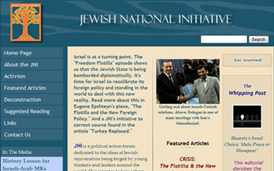 JNI - Jewish National Initiative